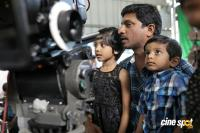 Abrahaminte Santhathikal On Location (9)