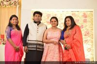 Angel Mariya Joseph Wedding Reception Photos