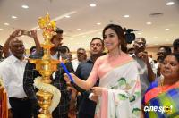 Ritu Varma Inaugurated Chennai Silks Showroom Photos