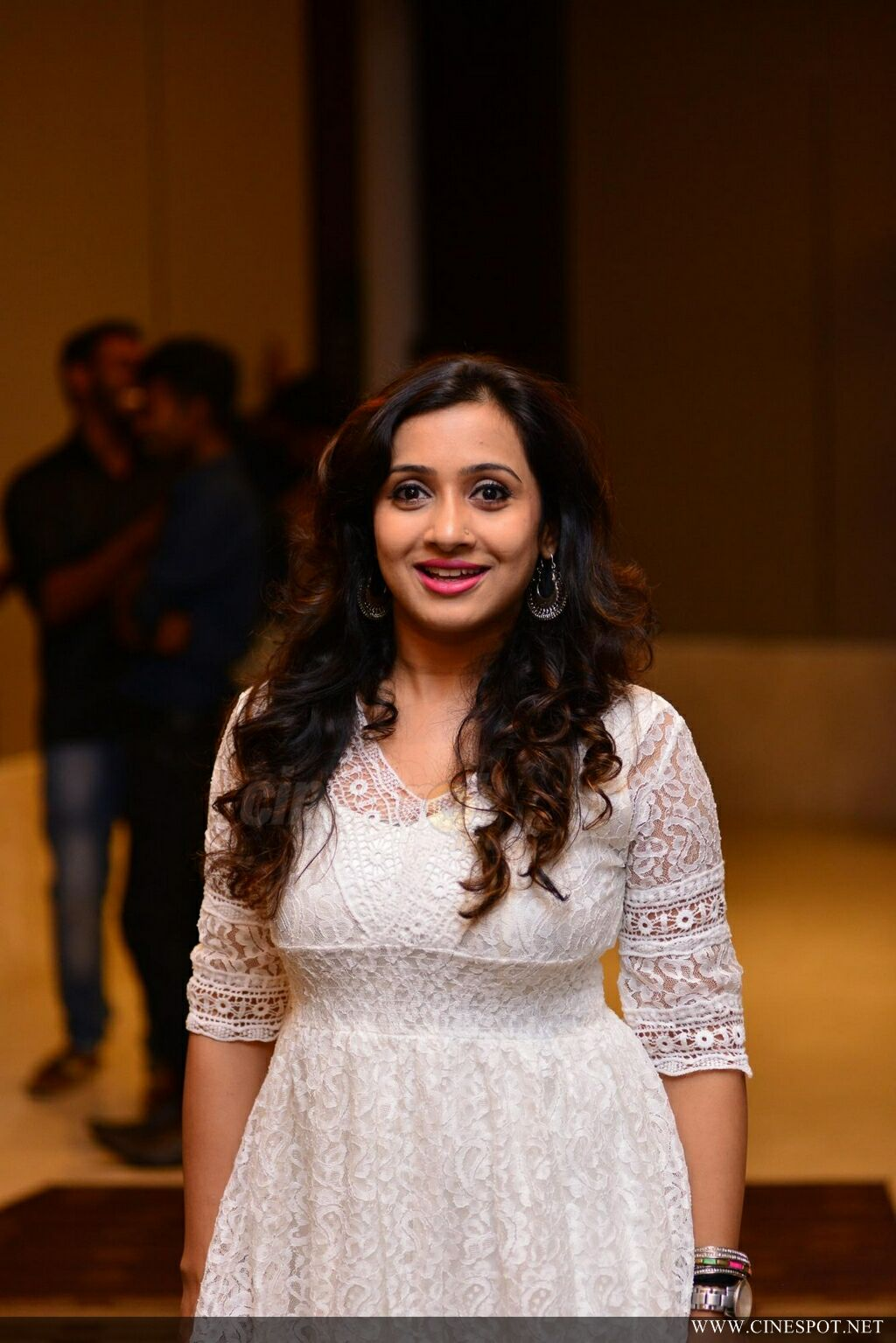 Poojitha Menon at Neerali Audio Launch (4)