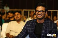 Sudheer Babu at Sammohanam Pre Release Event (5)