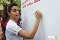 Trisha Flags Off Rally Appealing Against Child Labour (4)