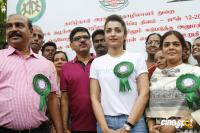 Trisha Flags Off Rally Appealing Against Child Labour (6)