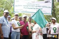 Trisha Flags Off Rally Appealing Against Child Labour (7)