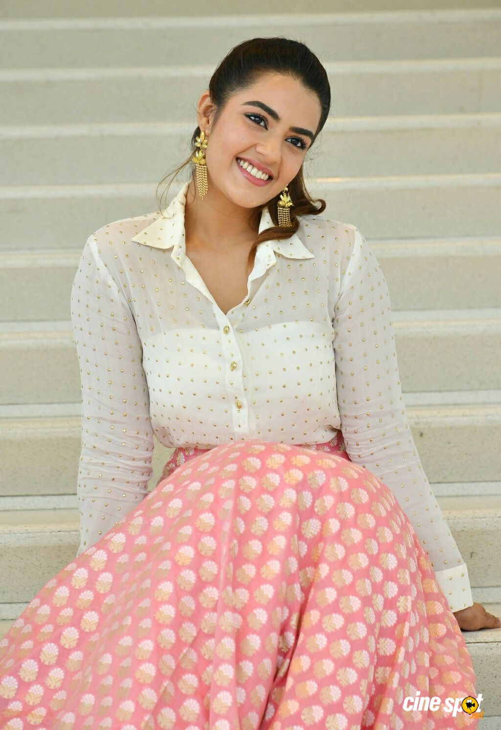 Kavya Thapar at Ee Maya Peremito Teaser Launch (10)