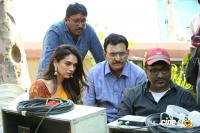 Sammohanam Working Stills (12)