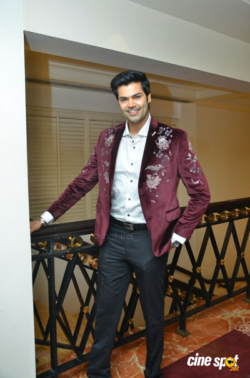 Ganesh Venkatraman at IRIS GLAM 2018 Launch (3)