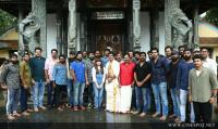 21 Baker Street Movie Pooja Photos