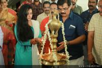 Johny Johny Yes Appa Movie Pooja Photos