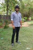 Gautham Karthik at Mr Chandramouli Press Meet (1)