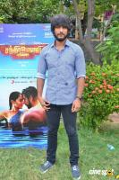 Gautham Karthik at Mr Chandramouli Press Meet (19)
