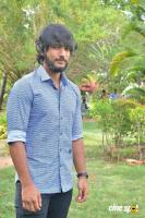 Gautham Karthik at Mr Chandramouli Press Meet (23)
