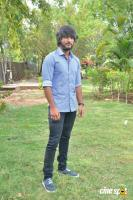 Gautham Karthik at Mr Chandramouli Press Meet (24)