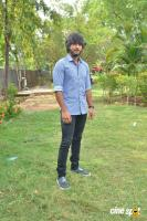 Gautham Karthik at Mr Chandramouli Press Meet (28)