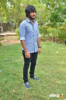Gautham Karthik at Mr Chandramouli Press Meet (29)