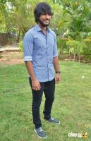 Gautham Karthik at Mr Chandramouli Press Meet (31)