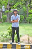 Gautham Karthik at Mr Chandramouli Press Meet (32)
