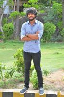 Gautham Karthik at Mr Chandramouli Press Meet (33)