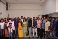 Vijay Superum Pournamiyum Movie Pooja Photos