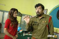 Trinetri Telugu Movie Photos