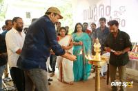 Madhuram E Jeevitham Movie Pooja Photos
