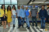 Divya Mani Movie Team At Padmavati Theatre Photos
