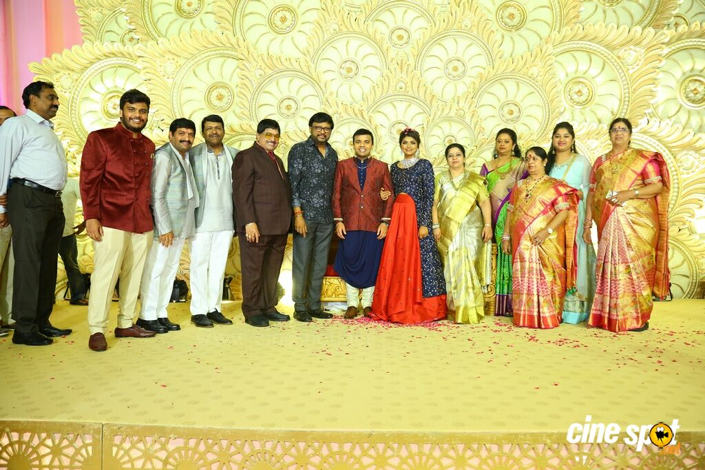Ambica Krishna Grandson Wedding Reception (15)
