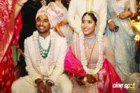 Anindith Reddy & Shriya Bhupal Wedding Photos