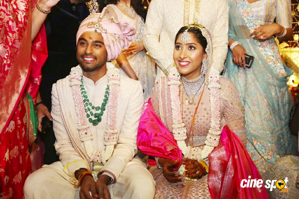 Anindith Reddy And Shriya Bhupal Wedding (5)