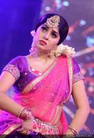 Shamna Kasim Dance Performance in Queen of Dhwayah 2018 (6)