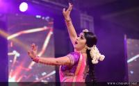Shamna Kasim Dance Performance in Queen of Dhwayah 2018 (8)