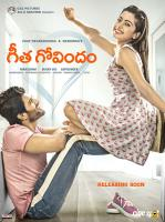 Geetha Govindam First Look Poster