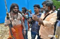 Aghori Movie Shooting Spot Stills