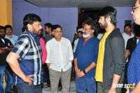 Mega Star Chiranjeevi Watching Vijetha Photos