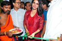 Samantha Launches Bahar Cafe Photos