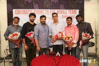 Chiranjeevi Congratulates Vijetha Team Photos