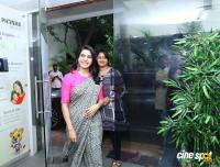 Samantha Participated In A Social Initiative Taken Up By Phonak (1)