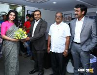 Samantha Participated In A Social Initiative Taken Up By Phonak (2)