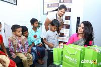 Samantha Participated In A Social Initiative Taken Up By Phonak (5)
