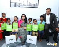 Samantha Participated In A Social Initiative Taken Up By Phonak (7)