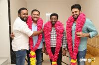 Sakthi Film Factory Overjoyed Gesture To Karthi Photos