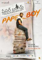 Paper Boy Teaser Releasing Tomorrow Poster