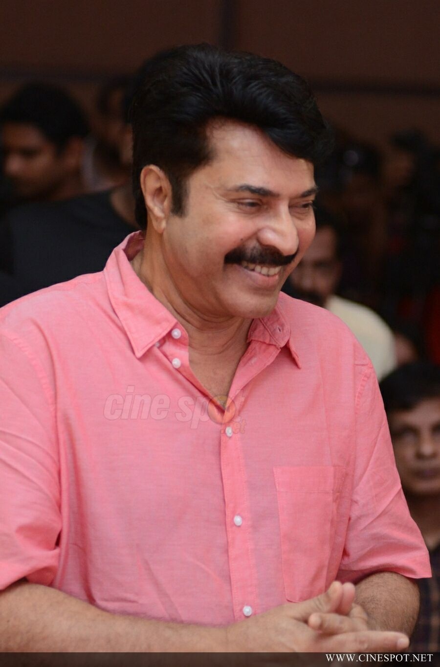 Mammootty at Iblis Movie Audio Launch (4)