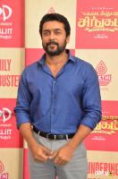 Suriya at Kadaikutty Singam Thanks Giving Meet (5)