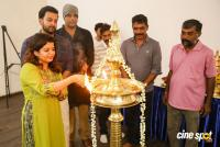 Lucifer Movie Pooja Photos