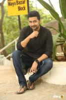 Rahul Ravindran Interview Photos About Chi La Sow (5)