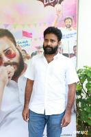 Dinesh at Annanukku Jai Movie Press Meet (3)