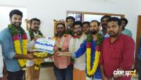 Jango Movie Pooja Photos