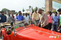 Sathyaraj Inaugurates Vintage & Classic Cars Rally (13)