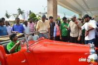 Sathyaraj Inaugurates Vintage & Classic Cars Rally (14)